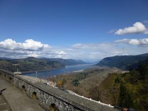 Columbia Gorge.