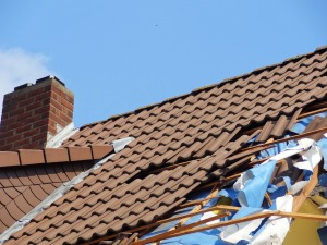 Tile Forward Roof Storm Damage Roofing Tiles