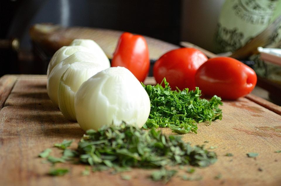 Organic Food Fresh Healthy Nutritious